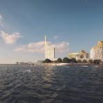 KCAP + ORANGE winnen prijsvraag Sint-Petersbrug