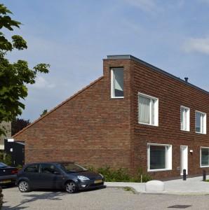 Woningbouw Zuidoostbeemster (2014), architect: Office Winhov • Foto Stefan Muller.