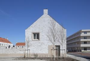 Woningbouw Tuinveld, 's-Gravenzande (2013), architect: KAW Architecten • Foto Gerard van Beek.