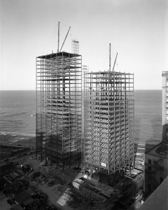 860-880 Lake Shore Drive, Chicago. Hedrich Blessing photographer, Chicago History Museum