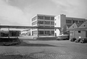 Fabriek VerseidAg in Krefeld. Foto Erich Schmidt