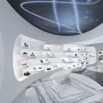 MVSA ontwerpt ladies store