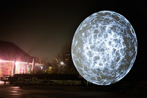 The Sphere III Clifton Mahangoe Amsterdam Light 2015.