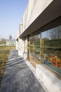 Basisschool De Spreeuwen, Mechelen (2011- 2015) Architect: Happel Cornelisse Verhoeven • Foto Karin Borghouts.