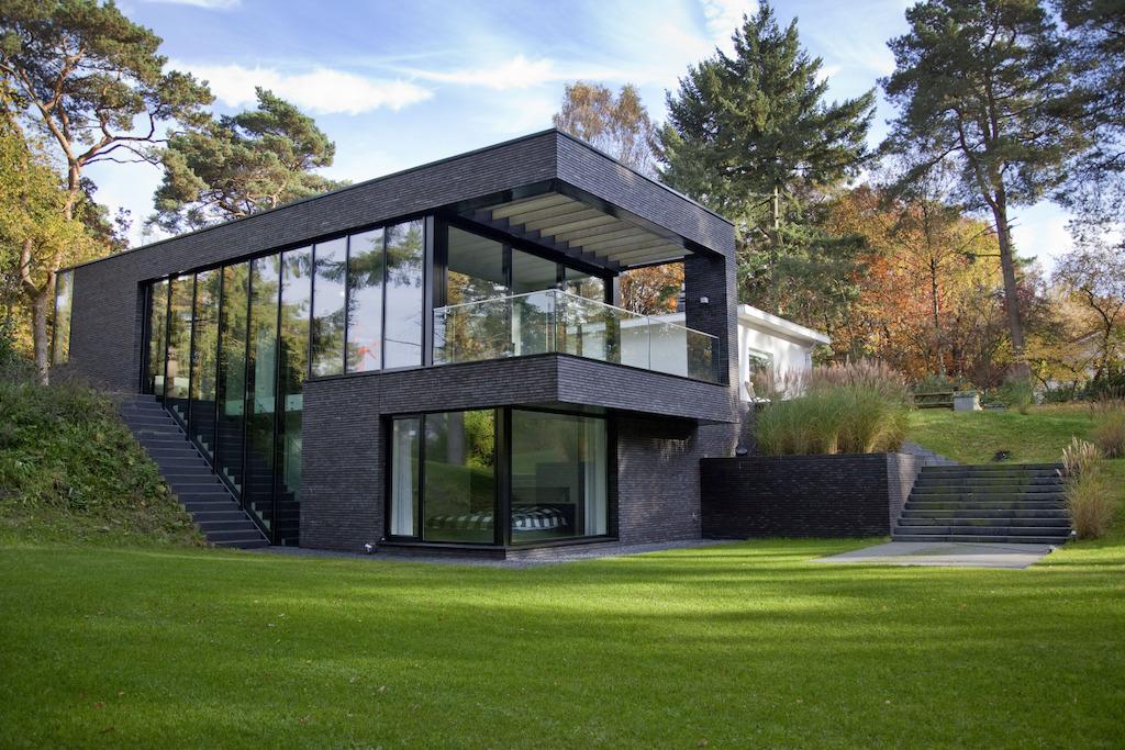 Copierwoning wint reynaers projectprijs - Huis interieur architectuur ...