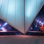 Europagebouw DUS Architects 3Dprint gevel