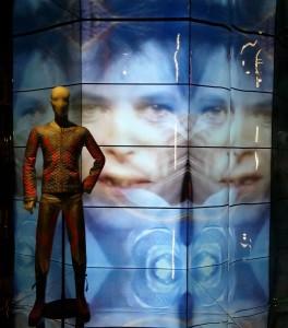 David Bowie is. Alladin Sane. Foto Jacqueline Knudsen.