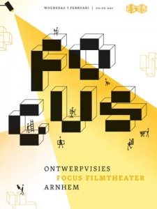 Ontwerpvisies Focus Filmtheater Arnhem