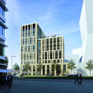 NoMA House Amsterdam Zuidas van Dam en Partners