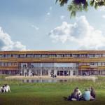 Revius Lyceum Doorn MoederscheimMoonen Architects