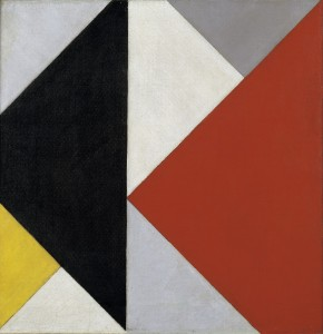 Theo van Doesburg, Contra-Composition XIII, 1925–26