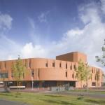 Cultuurhuis de Klinker in Winschoten van atelier PRO