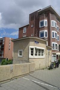Burgwachtershuisje De Beltbrug, Amsterdams hergebruikt