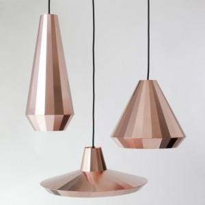 Copper en Brass Lights
