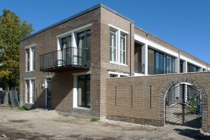 Foto 16. Amundsenhofje, Amsterdam. Foto: Hulshof architecten