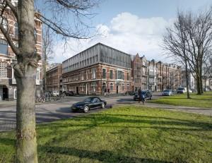 Foto 19. Hoofdkantoor brandweer Amsterdam. Foto: HundFalk architecten/Facts Architects