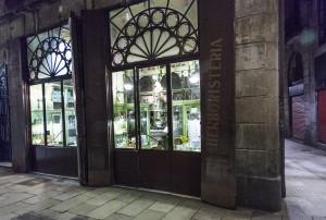 Herboristería del Rey stamt uit 1818 en was de eerste apotheek in Barcelona