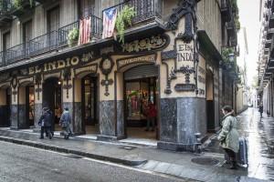 In 2015 viel definitief het doek voor textielwarenhuis El Indio, die in 1870 zijn deuren opende.