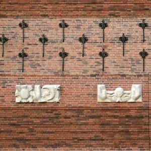 Het Castelvecchio was een inspiratiebron voor het project Raakspoort van Bolles + Wilson in Haarlem • Foto's Christian Richters en Jacqueline Knudsen.