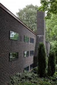 Sint Peterskerk in Klippan (Zweden), architect Sigurd Lewerentz, 1966