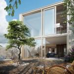 Atelier Kempe Thill realisert woningen Spijkerkwartier