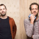 Maarten Baas en Bas van Abel