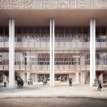Mecanoo ontwerpt bibliotheek Taiwan