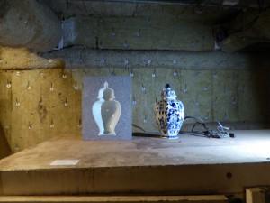 Cutting Porcelain Studio Rolf. Foto Jacqueline Knudsen