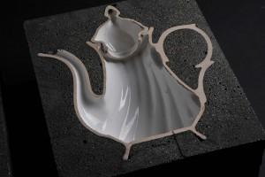Object Rotterdam 2016 Studio Rolf fr_ Cutting porcelain