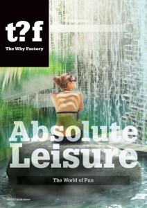 Boek Absolute leisure