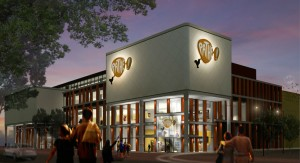 Pathe Zwolle door DOK architecten