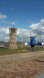 Watertoren van ontwerpers Arno Geesink en Rick Tegelaar, MIR van Alphons ter Avest