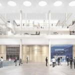 rtbf brussel V+ architectenselectie MDW architecture