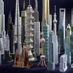 Expositie verticale steden