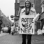 Protest dempen Rotte tv serie
