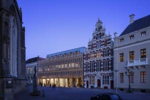 Stadhuis Deventer, Neutelings Riedijk architecten. Foto Scagliola Brakkee