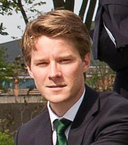 Peter Swiers studeerde in januari 2016 cum laude af aan de TU Delft.