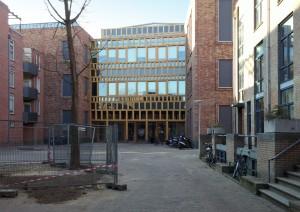 Gevel Bursestraat stadhuis Deventer Foto Jacqueline Knudsen