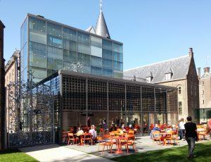 Centraal Museum Café ext. SODA architecten. Foto Jacqueline Knudsen