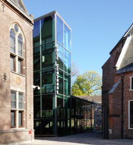 Centraal Museum Café. SODA architecten. Foto Jacqueline Knudsen