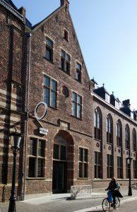 Centraal Museum Entree. SODA architecten. Foto Jacqueline Knudsen