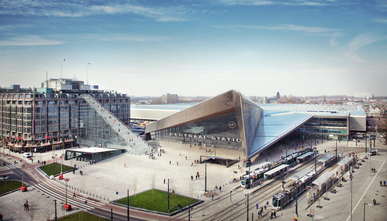 Het dak op architectuur.nl