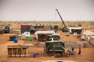 Foto 3  Camp Castor in Gao, Mali