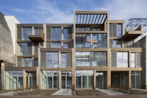 Houtlofts. ANA architects. Foto: Luuk Kramer
