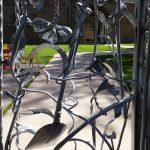Nieuw hekwerk Centraal Museum Utrecht Couzijn van Leeuwen