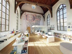 Museumwinkel op de eerste verdieping. Foto: Hagen Zeisberg
