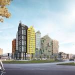 Co-creatie Maarten Baas en Van Aken architecten Marconiplein Eindhoven