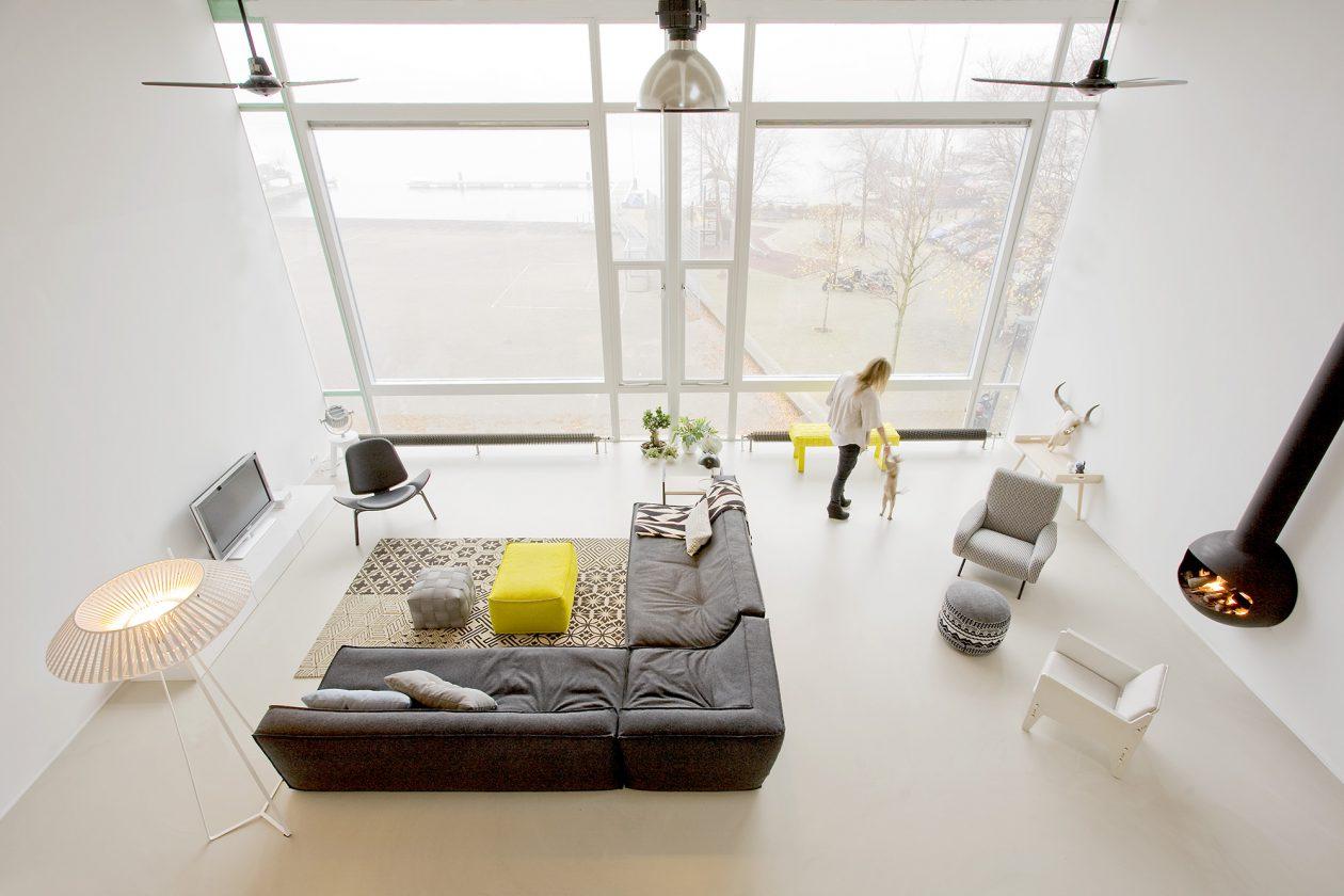 Woongebouwen van de toekomst for Interieur stylist amsterdam