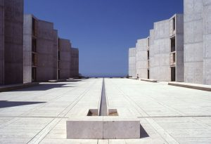 Louis.I.Kahn_Salk Instituut, Californie
