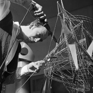 Constant 1958 ©Bram Wisman. Cobra museum